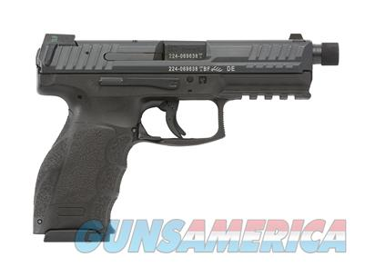 HK VP9 Tactical 9mm 15+1 Pistol with Threaded Barrel 700009TLE-A5 642230250888  Guns > Pistols > Heckler & Koch Pistols > Polymer Frame