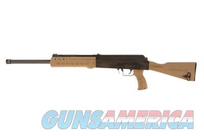 "Kalashnikov Usa Ks-12, Semi-automatic, 12 Gauge 3"" Chamber, 18"" Barrel, Flat Dark Earth Finish, Fixed Stock, 1-5rd Magazine - KS-12FDE  Guns > Shotguns > Kalashnikov USA Shotguns"