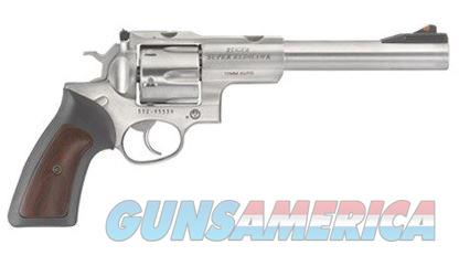 """Ruger Super Redhawk 10MM 7.5"""" SS TALO 05522  736676055227  Guns > Pistols > Ruger Double Action Revolver > Redhawk Type"""