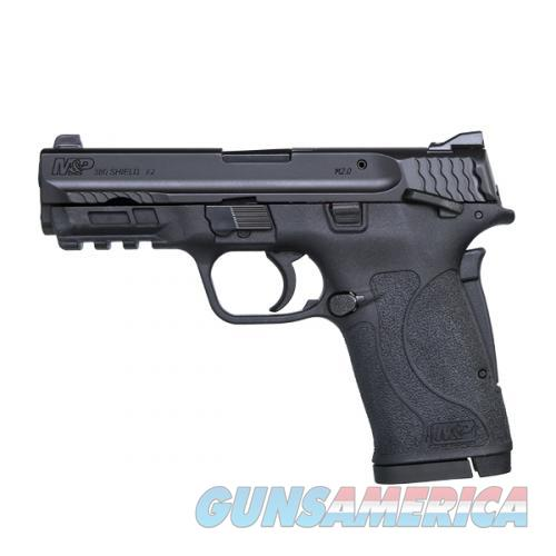 SMITH AND WESSON S&W M&P380 SHIELD EZ .380 ACP MANUAL THUMB SAFETY 11663 022188869743  Guns > Pistols > Smith & Wesson Pistols - Autos > Polymer Frame
