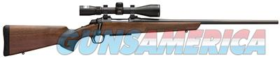 "Browning AB3 Hunter Combo .270 Win 22"" Bolt Action Rifle with Nikon Buckmaster II 4-12x40 Riflescope 035812224 023614441342  Guns > Rifles > Browning Rifles > Bolt Action > Hunting > Blue"