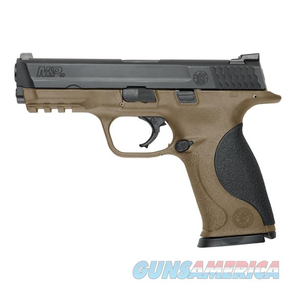S&W M&P40 Flat Dark Earth .40 S&W Pistol 10189 022188866728  Guns > Pistols > Smith & Wesson Pistols - Autos > Polymer Frame