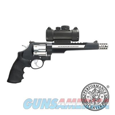 Smith & Wesson S&W Model 629 Performance Center .44 Magnum Hunter 6 Shot Revolver 170318 022188703184  Guns > Pistols > Smith & Wesson Revolvers > Performance Center