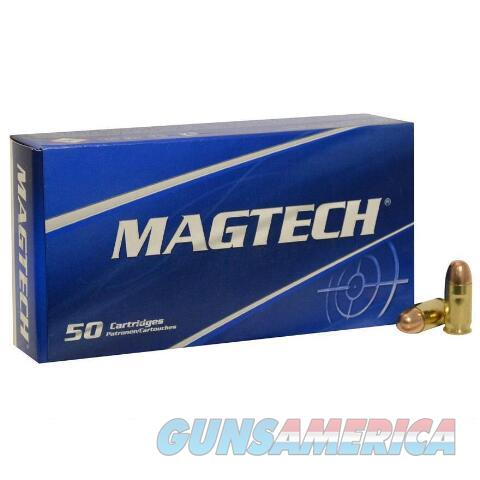 Magtech .380 ACP 95 Grain FMJ 380 ammo 1000 round case 20 boxes of 50 rounds 380A 754908112012  Non-Guns > Ammunition