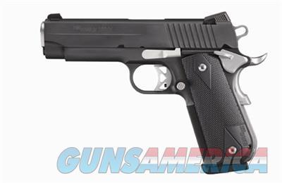 Sig Sauer 1911 Carry 45ACP Nightmare  1911FCA-45-NMR  798681292899  Guns > Pistols > Sig - Sauer/Sigarms Pistols > 1911