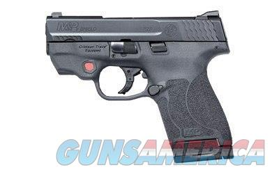 Smith & Wesson M&P9 SHIELD M2.0 9MM INTEGRATED CRIMSON TRACE RED LASER NTS 11673  Guns > Pistols > Smith & Wesson Pistols - Autos > Polymer Frame