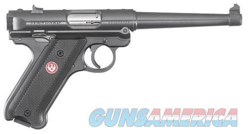 Ruger Mark IV 22 LR 6 Standard 40105   736676401055  Guns > Pistols > Ruger Semi-Auto Pistols > Mark I/II/III/IV Family