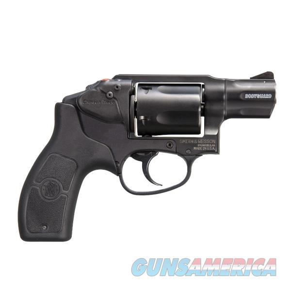 Smith & Wesson, S&W M&P Bodyguard .38 Special Revolver with Crimson Trace Laser - 10062   Guns > Pistols > Smith & Wesson Revolvers > Pocket Pistols