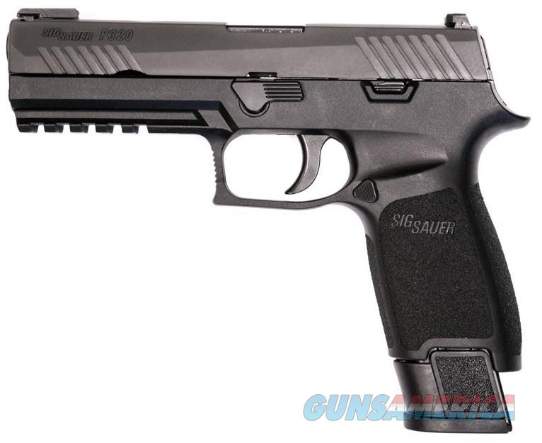 Sig Sauer P320 9mm 21+1 Full Size Pistol - TacOps Pack 320F-9-BSS-TACOPS 798681559886  Guns > Pistols > Sig - Sauer/Sigarms Pistols > P320