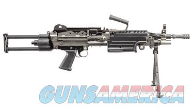 FNH America FN M249S Paratrooper Semi-Auto 5.56x45mm NATO Rifle 56509 845737008062  Guns > Rifles > FNH - Fabrique Nationale (FN) Rifles > Semi-auto > Other
