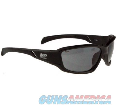 Smith & Wesson M&P Sunglasses with Black Frame & Smoke AF Lenses MP108-21D  Non-Guns > Logo & Clothing Merchandise