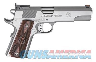 "Springfield Armory 1911 Range Officer .45 ACP 7+1 Stainless 5"" Pistol PI9124L 706397913038  Guns > Pistols > Springfield Armory Pistols > 1911 Type"