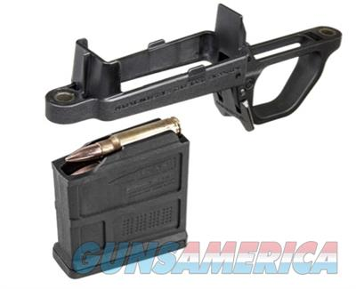 Magpul Bolt Action Magazine Well fits Magpul Hunter 700 Stock and Magpul PMAG 5 7.62 AC Magazine - Remington 700 Rifles MAG497-BLK 840815100768  Non-Guns > Magazines & Clips > Rifle Magazines > Other