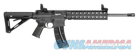 "Smith & Wesson, S&W M&P 15-22 MOE .22 Long Rifle 16"" Threaded Barrel 811034  Guns > Rifles > Smith & Wesson Rifles > M&P"