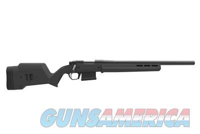 Magpul Hunter Remington 700 Short Action Stock  MAG495-BLK    840815100720  Non-Guns > Gun Parts > Stocks > Polymer