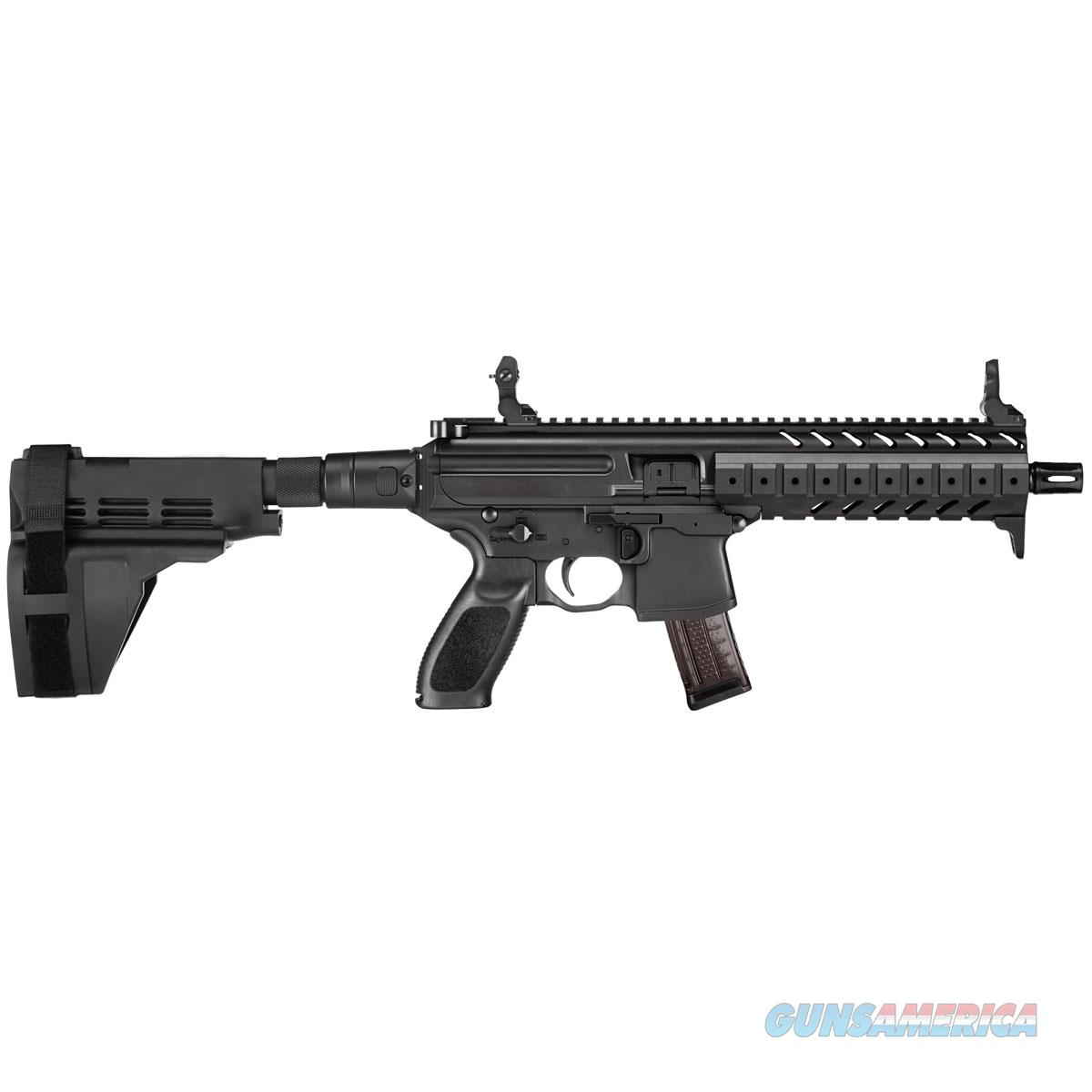 "Sig Sauer MPX 9mm Pistol 8"" Barrel with PSB and 30 Round Mag MPX-P-9-PSB   Guns > Pistols > Sig - Sauer/Sigarms Pistols > Other"