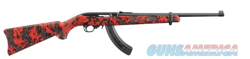 Ruger 21156 10/22 22LR RFL B/DCAM 25rd   21156  736676211562  Guns > Rifles > Ruger Rifles > 10-22