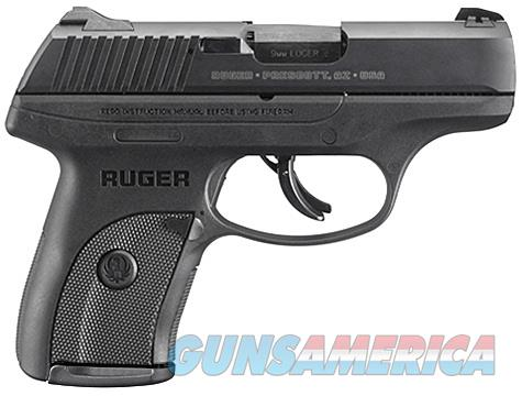 Ruger 3248 LC9S PRO Striker Fired Compact Pistol - 3.1 Inch Barrel - Black - 7 Round Magazine No Manual Safety  Guns > Pistols > Ruger Semi-Auto Pistols > LC9