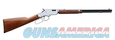A. Uberti Silverboy Lever Action .22 WMR Rifle  Guns > Rifles > Uberti Rifles > Lever Action