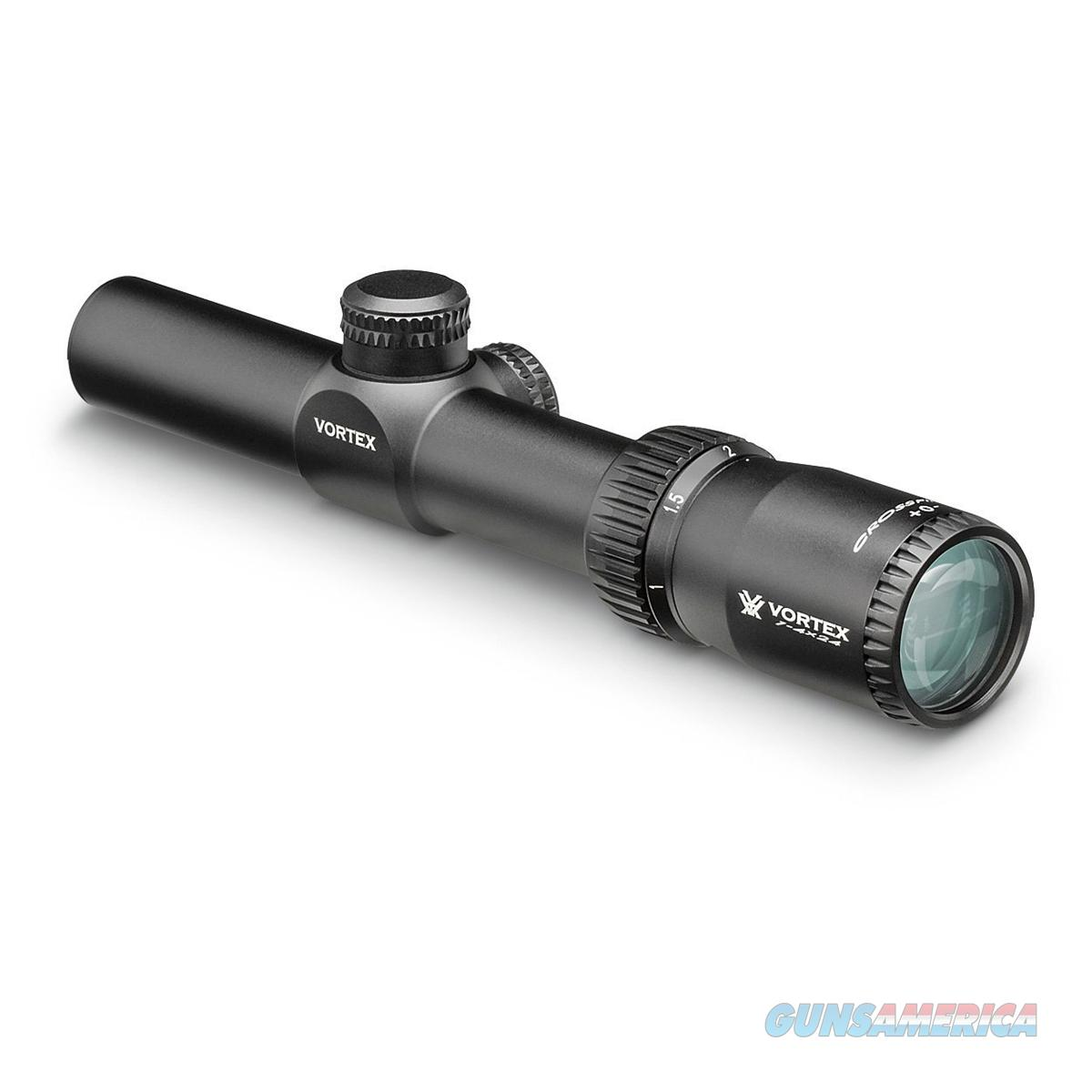 Vortex Crossfire II Riflescope 1-4x24 V-Plex (MOA) CF2-31035  Non-Guns > Scopes/Mounts/Rings & Optics > Rifle Scopes > Variable Focal Length
