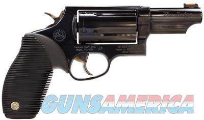 "Taurus Judge .45/.410 3"" Barrel Blued Revolver 2-441031T 725327602118  Guns > Pistols > Taurus Pistols > Revolvers"