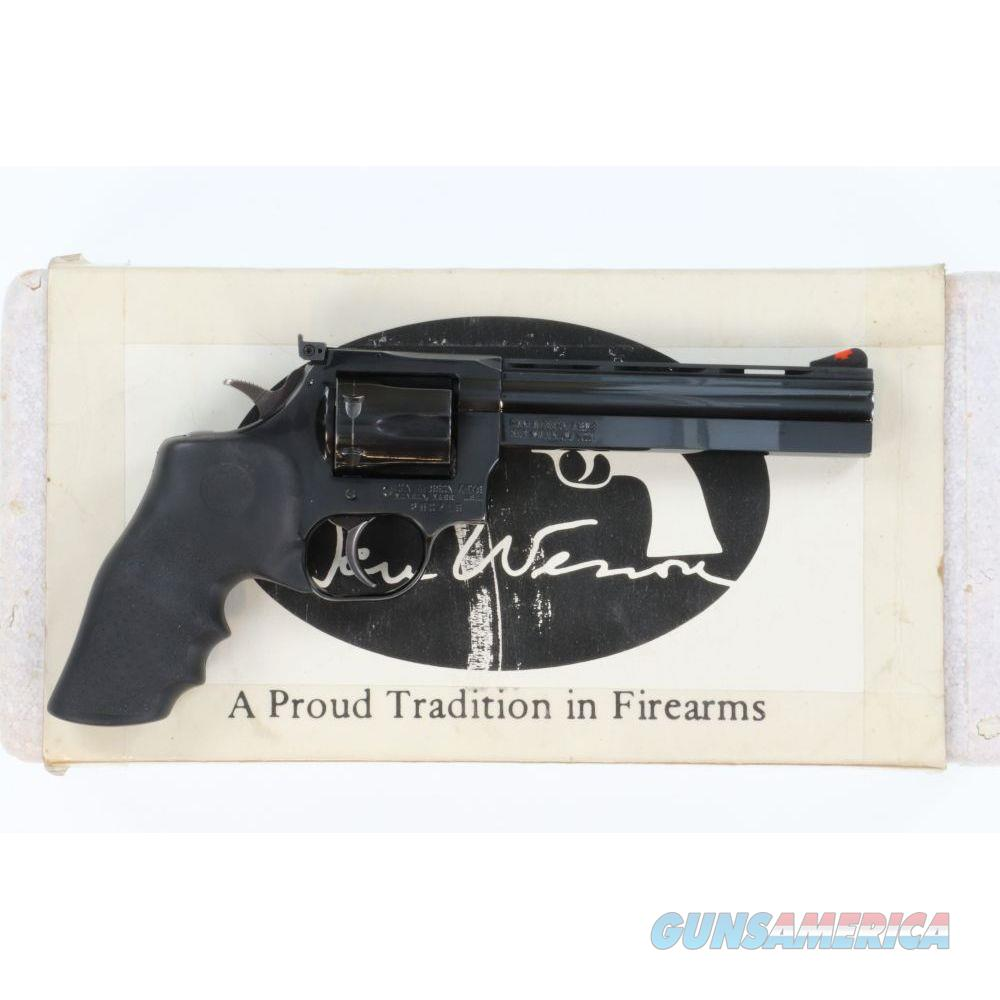 "Pre-Owned Dan Wesson heavy barrel 6"" .357 - USED280716  Guns > Pistols > Wesson Firearms Co. Revolvers"