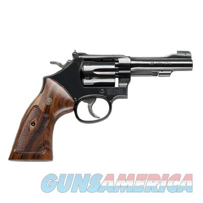 Smith & Wesson Model 48 .22 Mag 4in 6rd Blued 150717 022188142259  Guns > Pistols > Smith & Wesson Revolvers > Med. Frame ( K/L )
