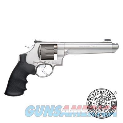 Smith & Wesson Model 929 8 Shot 9mm Jerry Miculek Performance Center Revolver 170341 022188703412  Guns > Pistols > Smith & Wesson Revolvers > Full Frame Revolver