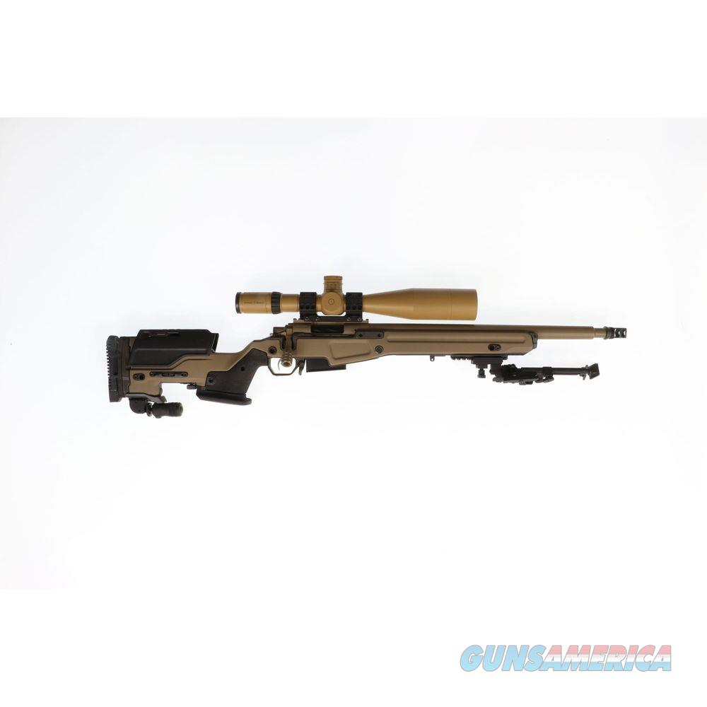 Pre-Owned ORIGINAL SURGEON SCALPEL .308 Win WITH S&B SCOPE - USEDC02998  Guns > Rifles > S Misc Rifles