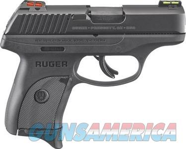 Ruger 3270 LC9s Standard Double 9mm Luger 3.12? 7+1 Hiviz FOS Black Polymer Grip/Frame Blued  Guns > Pistols > Ruger Semi-Auto Pistols > LC9
