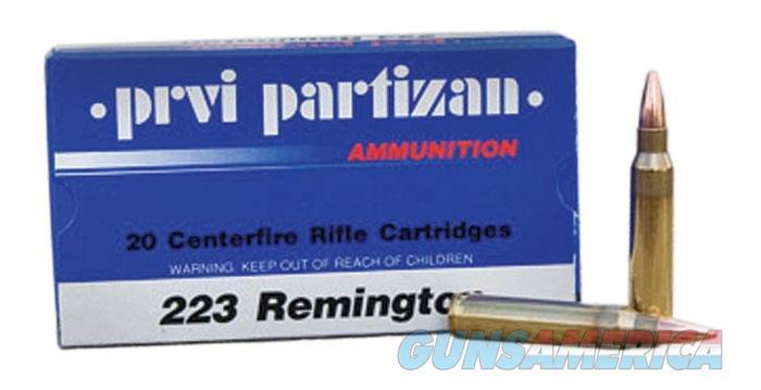 PRVI PPU .223 Remington 62 Grain   Non-Guns > Ammunition