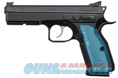 CZ 75 Shadow 2 9mm Black & Blue 3 17rd Magazines 91257 806703912578  Guns > Pistols > CZ Pistols