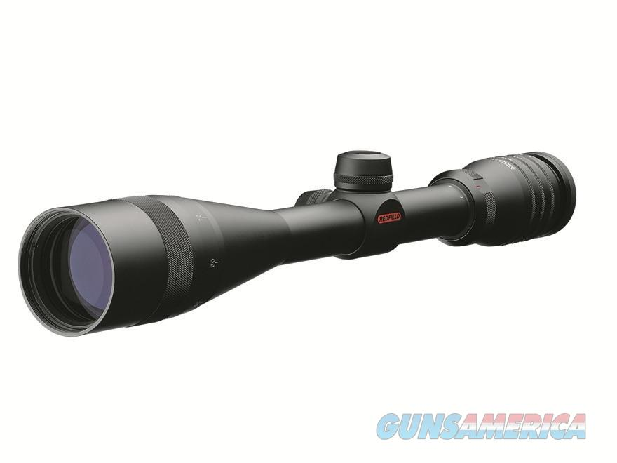 Redfield Revenge Rifle Scope 6-18x 44mm Adjustable Objective Fine Plex Reticle 115218  Non-Guns > Scopes/Mounts/Rings & Optics > Rifle Scopes > Variable Focal Length