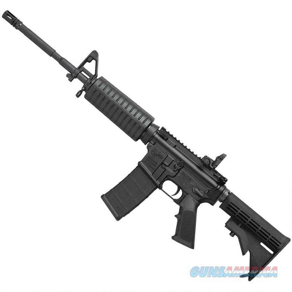 """Colt LE6920 AR-15 Semi Auto Rifle 5.56 NATO 16"""" M4 Barrel 30 Rounds M4 Stock Black LE6920  Guns > Rifles > Colt Military/Tactical Rifles"""