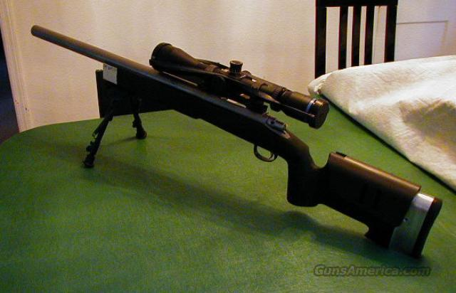 Remington 700 .308 M-40 Custom Heavy Barrel Rem 700   Guns > Rifles > Remington Rifles - Modern > Model 700 > Sporting