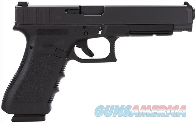 Glock G35 .40 Cal, 15+1 Capacity, 2 Mags and Lifetime Warranty  Guns > Pistols > Glock Pistols > 35