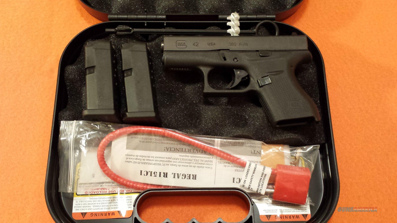 Glock 42  Gen 4  Guns > Pistols > Glock Pistols > 42