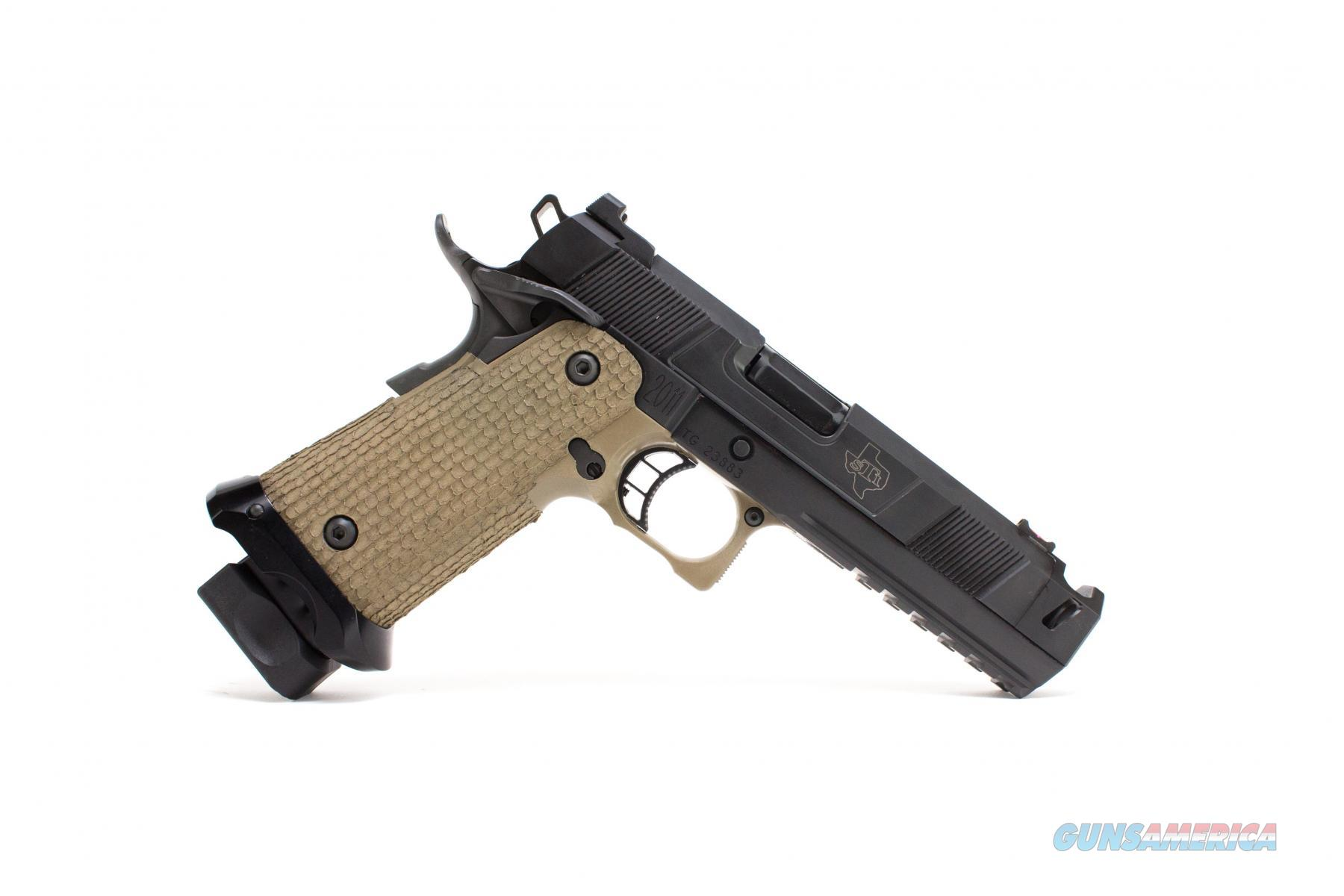 STI Costa Carry Comp 9mm - NEW, free shipping, no CC fees  Guns > Pistols > STI Pistols
