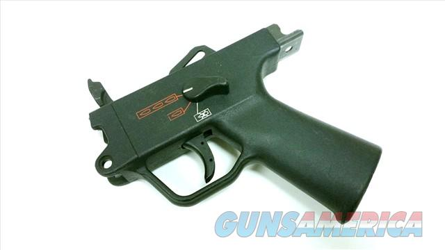 German HK MP5 Burst lower (0,1,3) Complete Ambi  Non-Guns > Gun Parts > Military - Foreign