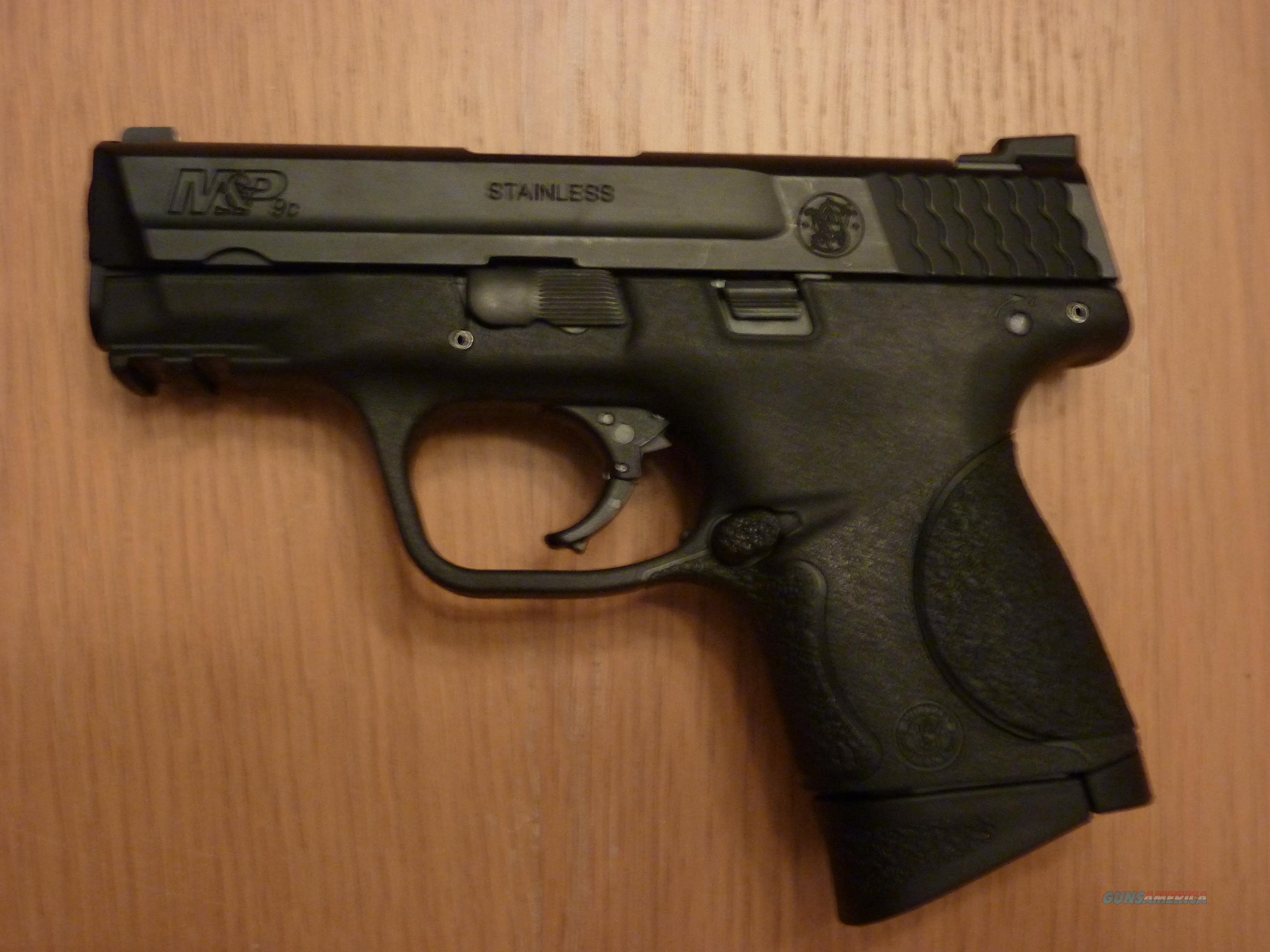 Smith and Wesson M&P40C 40cal  Guns > Pistols > Smith & Wesson Pistols - Autos > Polymer Frame