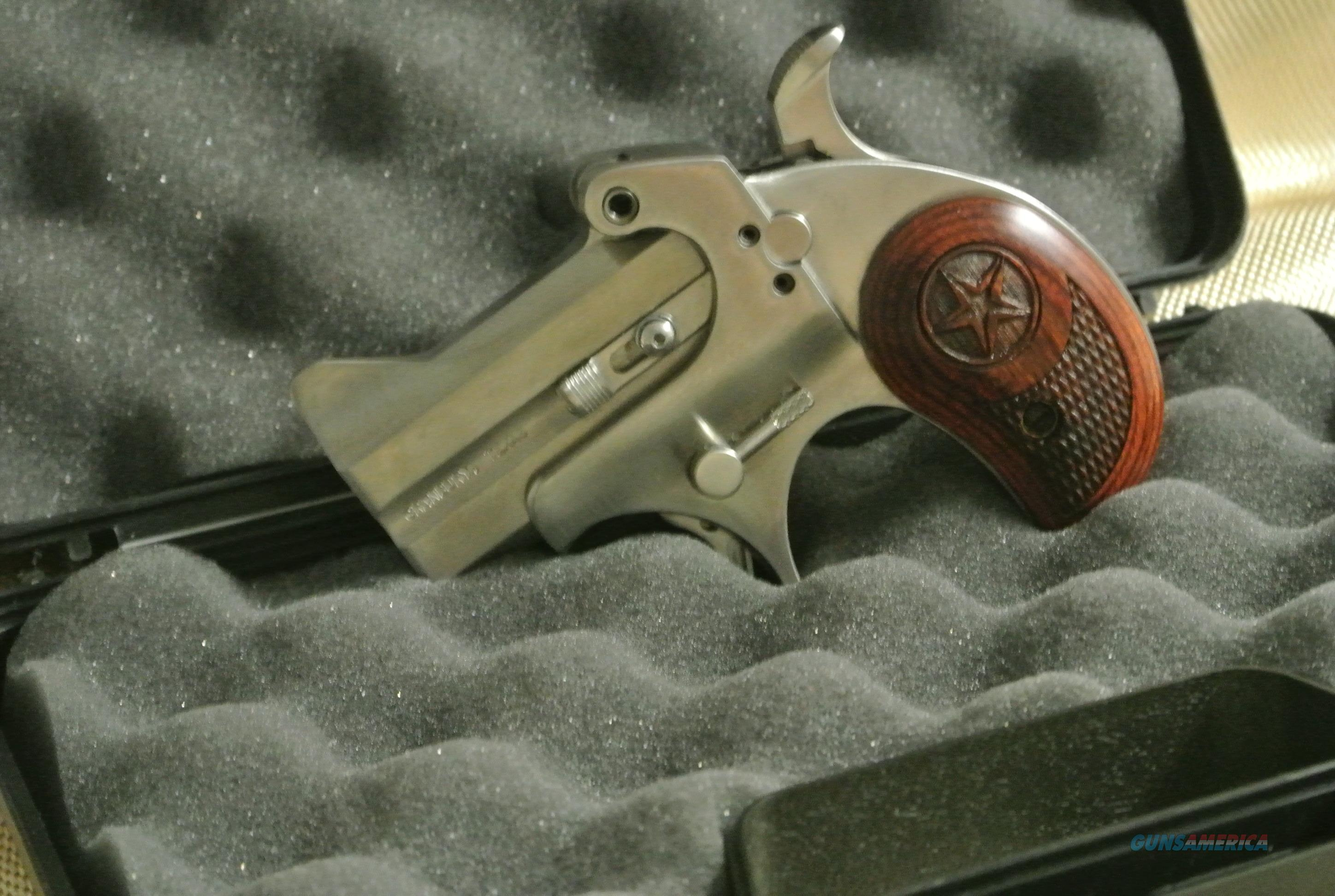 Bond Arms Mini 45 Colt Derringer  Guns > Pistols > Bond Derringers