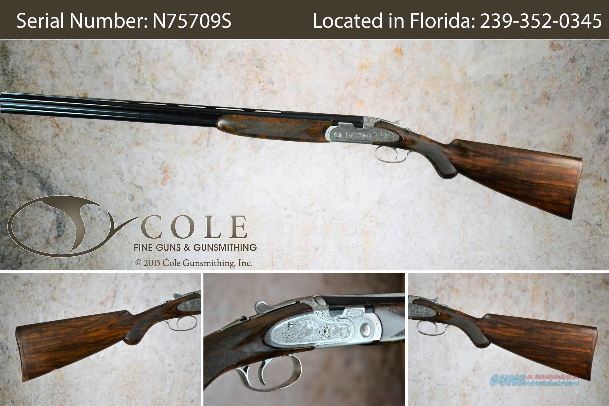 "Beretta 687 Classic EELL Field POW 20g 28"" SN:#N75709S  Guns > Shotguns > Beretta Shotguns > O/U > Hunting"