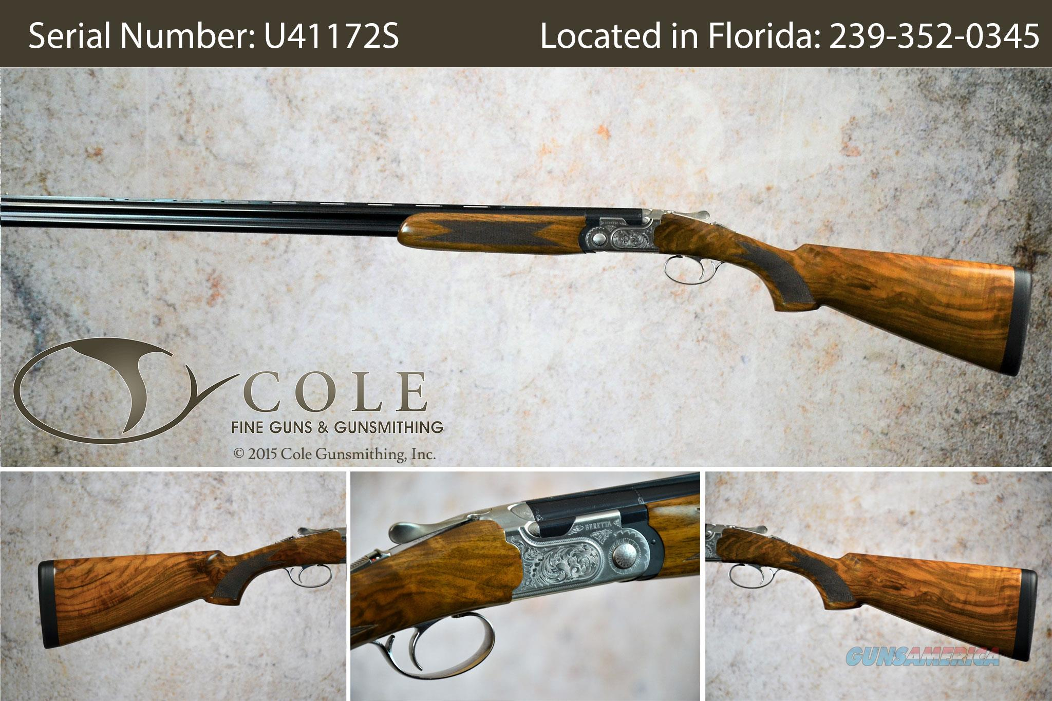 "Beretta 690 Field 28g 30"" SN:#U41172S~~Pre-Owned~~  Guns > Shotguns > Beretta Shotguns > O/U > Hunting"