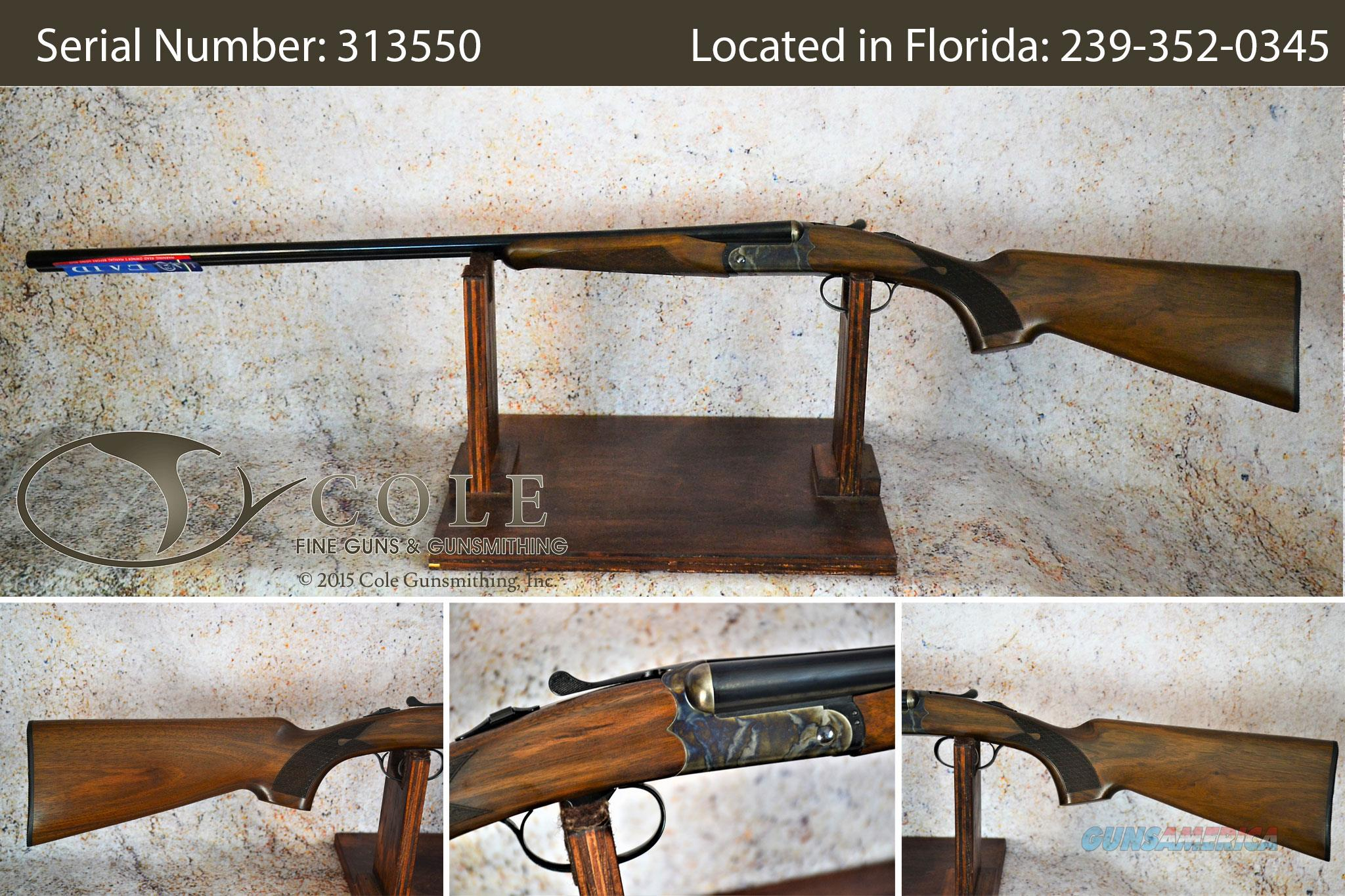 """F.A.I.R. Iside Field 28g 28"""" SN:#313550  Guns > Shotguns > FAIR Shotguns"""