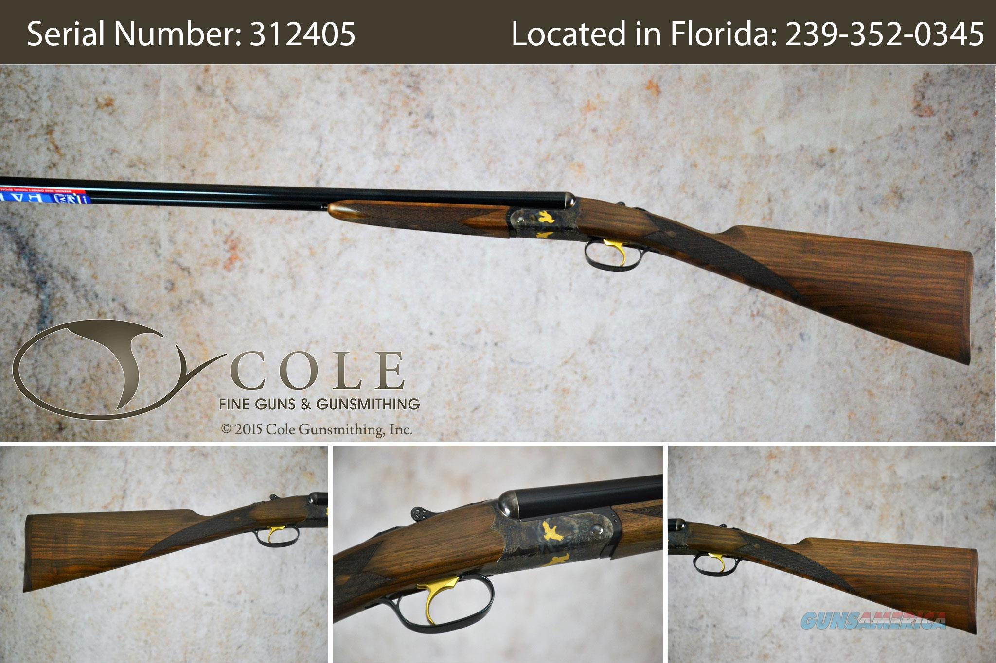 "F.A.I.R. Rizzini Iside Tartaruga Gold Field 20g 28"" SN:#312405  Guns > Shotguns > FAIR Shotguns"