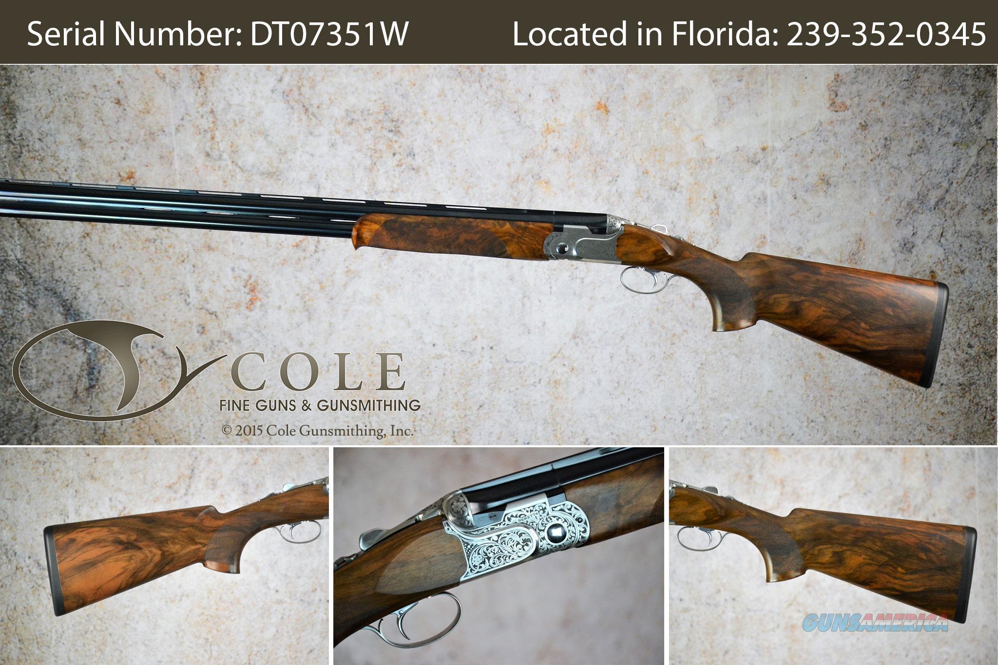"Beretta DT11L Sporting 12g 32"" SN:#DT07351W~~Pre-Owned~~  Guns > Shotguns > Beretta Shotguns > O/U > Trap/Skeet"