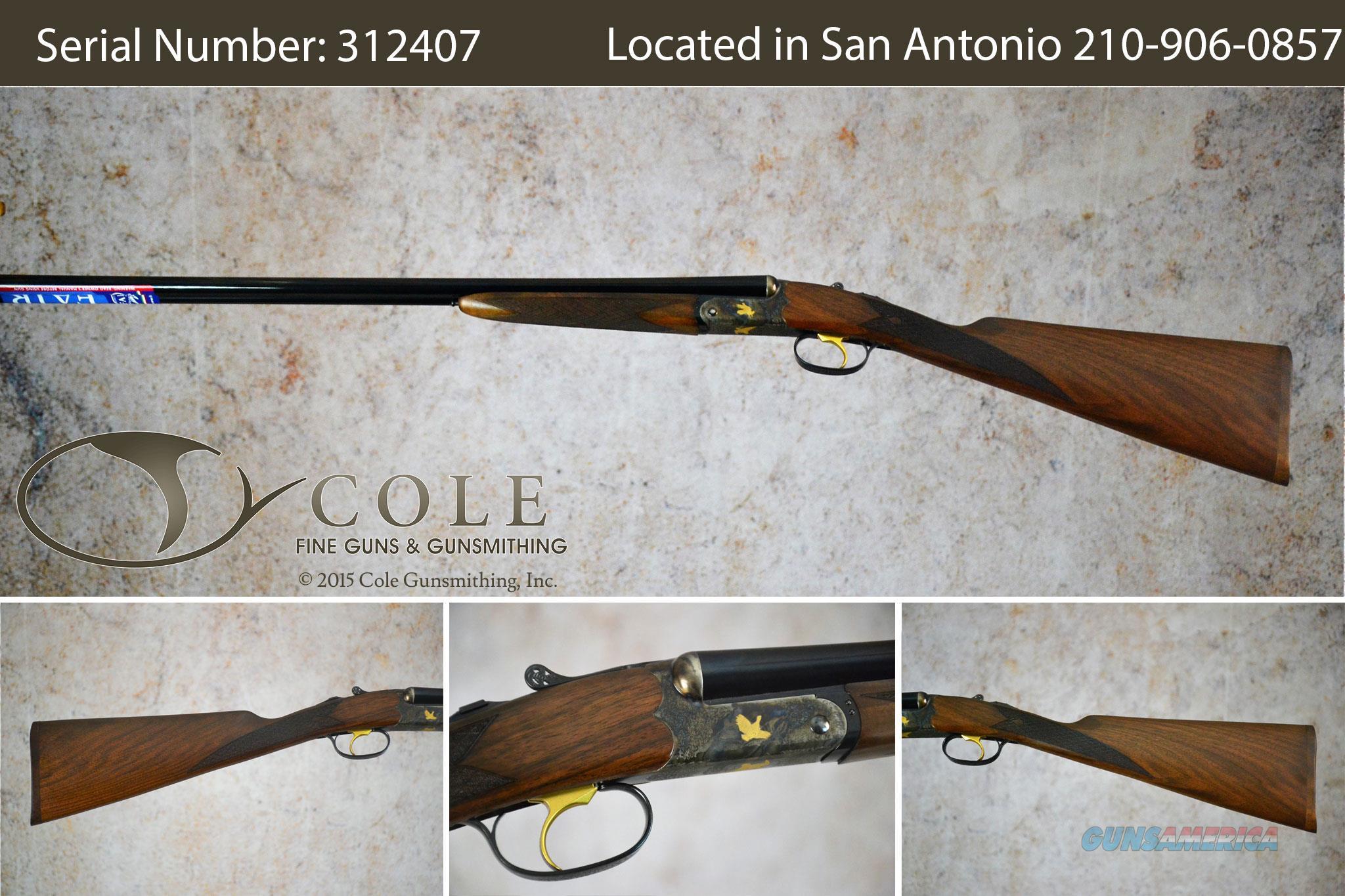 """F.A.I.R. Iside Tartaruga Gold Field 28g 28"""" SN:#312407~~In Our San Antonio Store~~  Guns > Shotguns > FAIR Shotguns"""