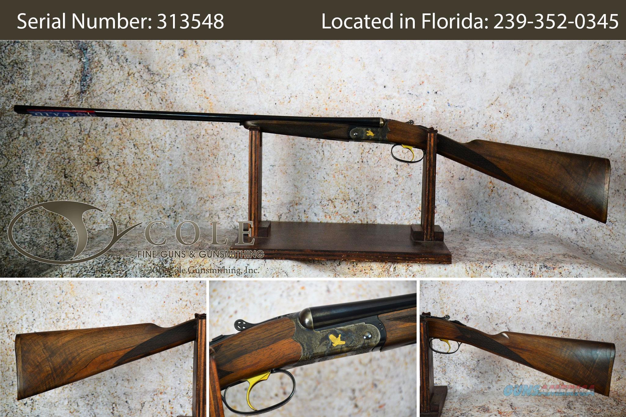 """F.A.I.R. Tartaruga Gold Field .410 28"""" SN:#313548  Guns > Shotguns > FAIR Shotguns"""