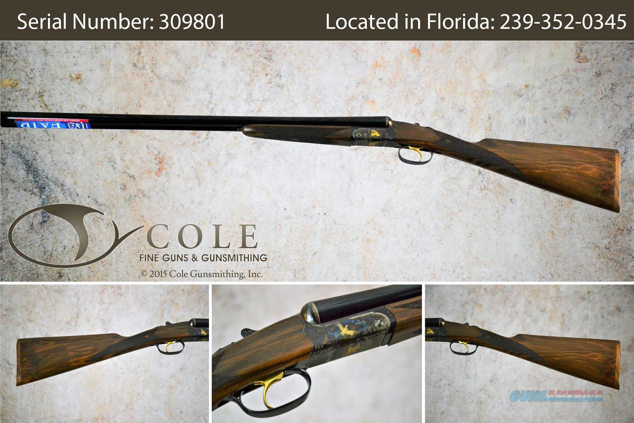 "F.A.I.R. Iside Tartruga Gold Field 16g 28"" SN:#309801  Guns > Shotguns > FAIR Shotguns"