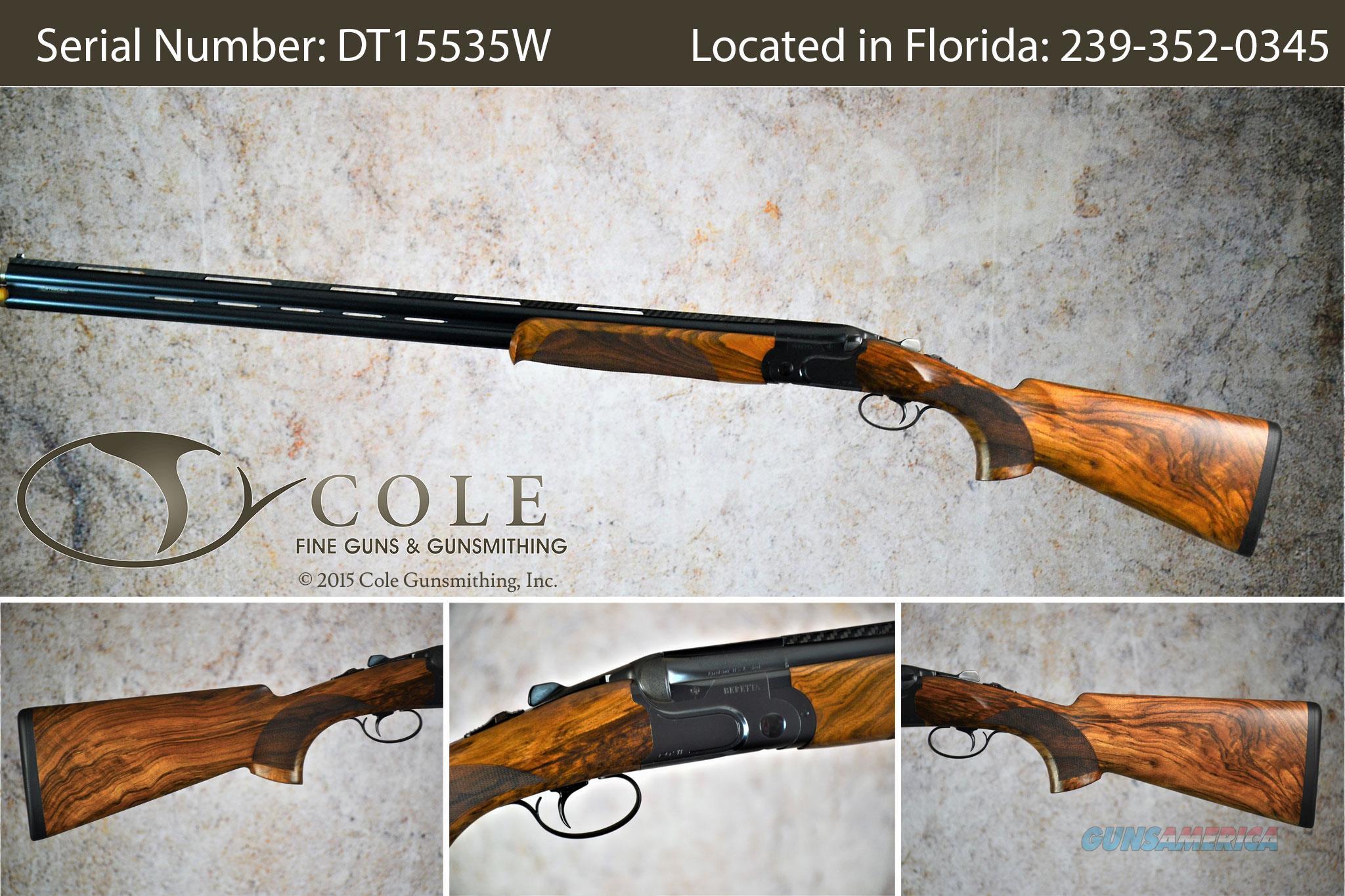 "Beretta DT11 Sporting 12g 32"" Black Edition SN:#DT15535W  Guns > Shotguns > Beretta Shotguns > O/U > Trap/Skeet"